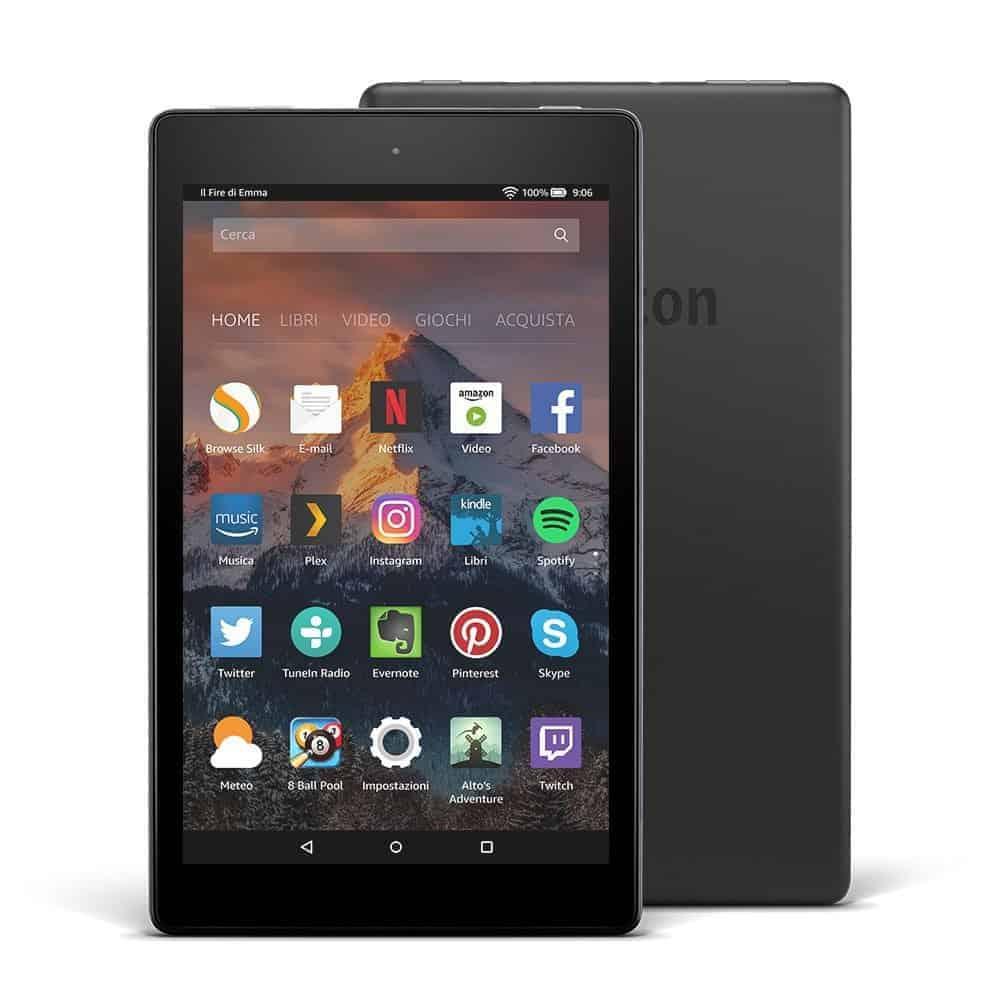 Amazon Tablet Fire 8
