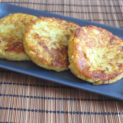 Burger alle patate